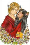 Eyosakura and Jazzkitteh