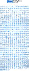 Lightly Icons by tmthymllr
