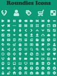 Roundies Icons