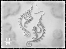 Smokey Swirls by Ignisburns