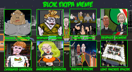 My version of the Blok Ekipa Controversy Meme by austin316hellyeah