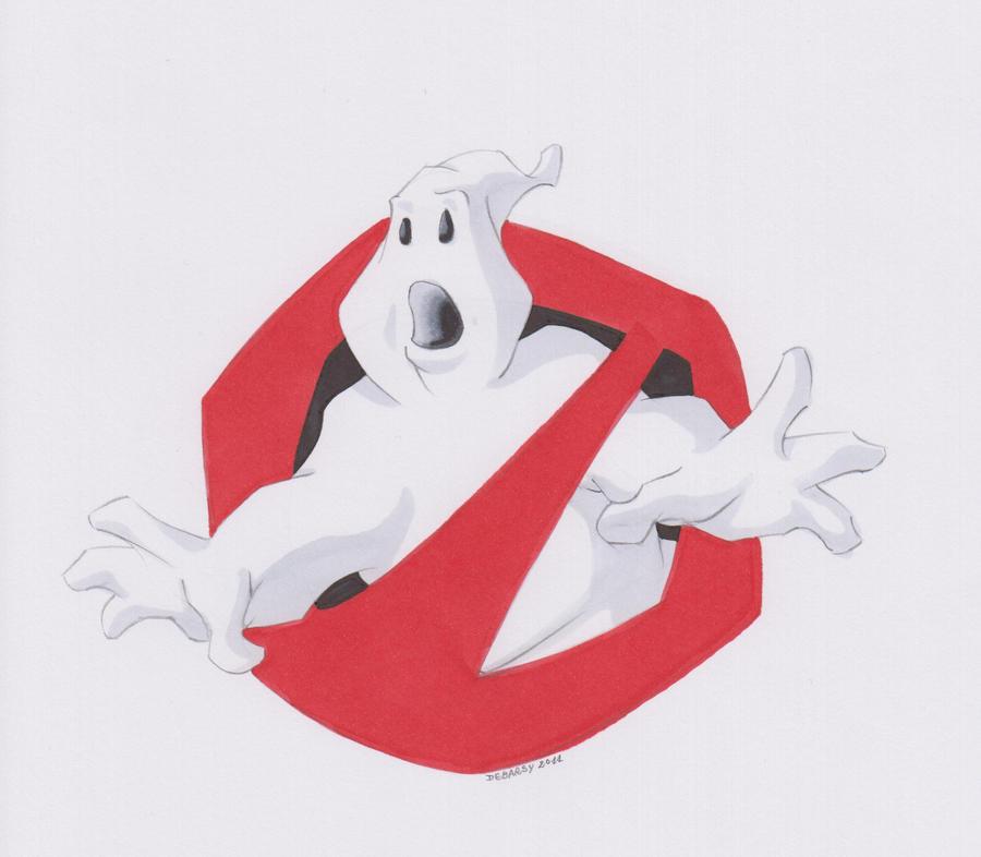 Logo ghostbuster by Debarsy