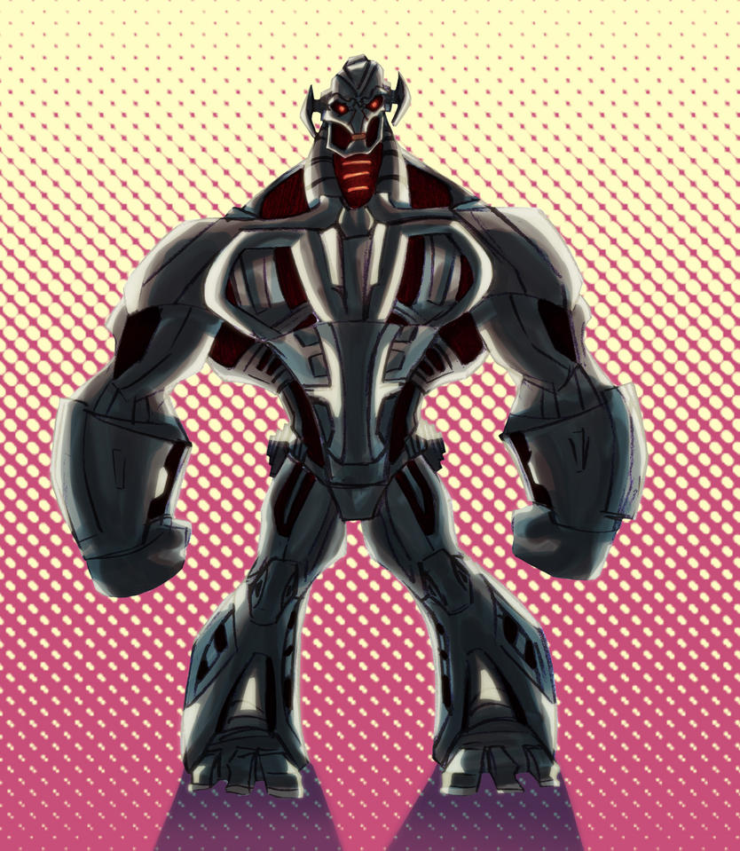 Ultron by Debarsy