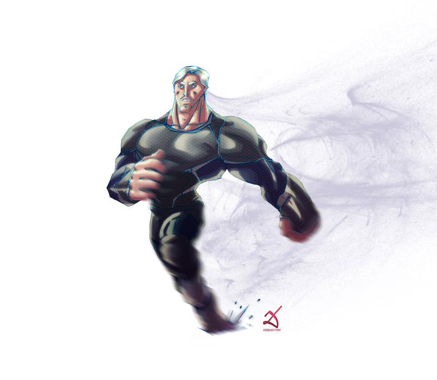 QuickSilver by Debarsy