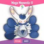 Mega Meowstic (Female)