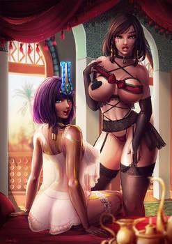 Pharah and Neith