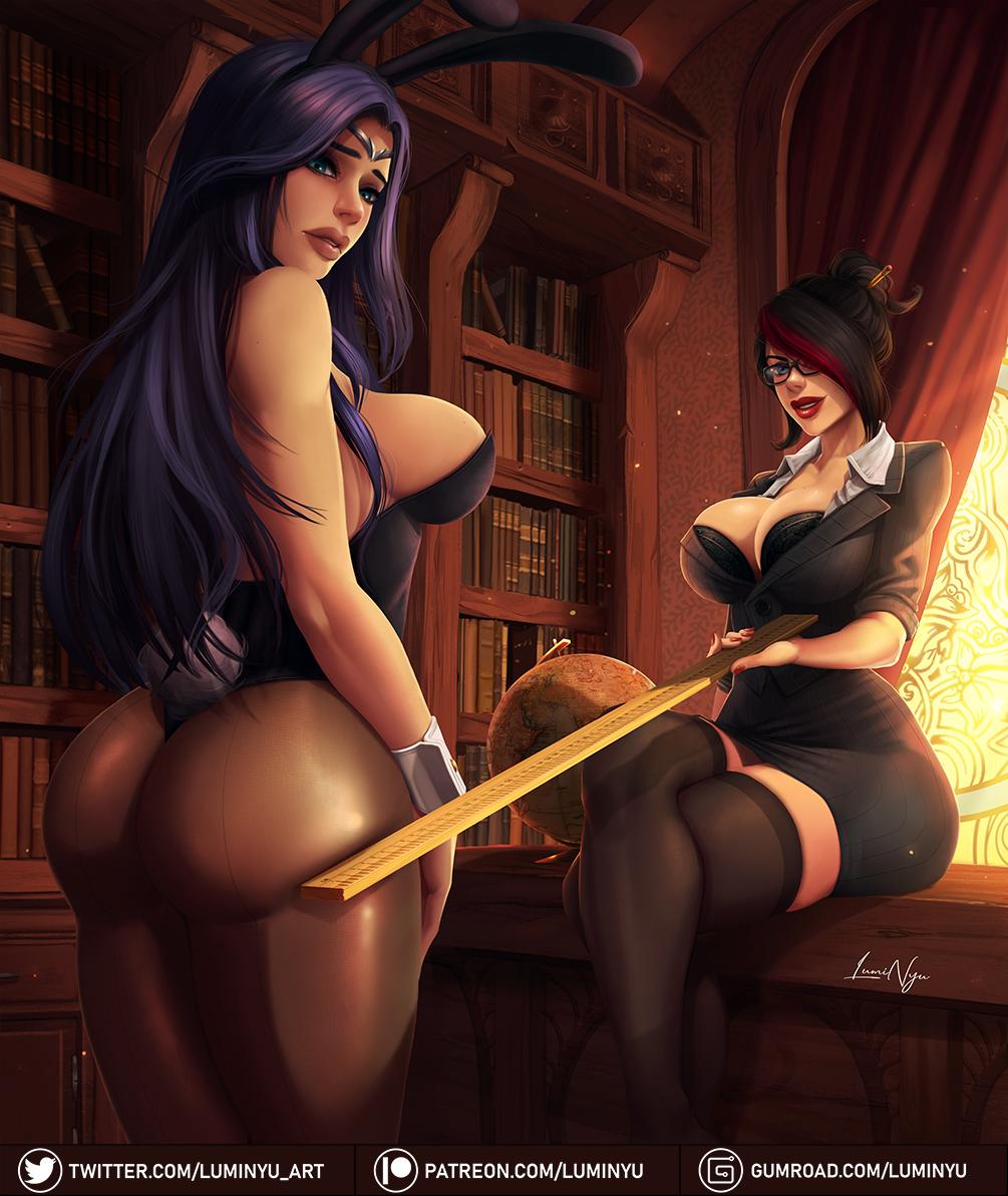 Irelia and Fiora