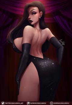Jessica Rabbit (Noir)