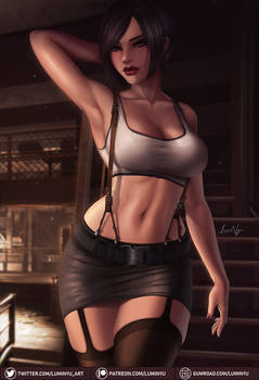 Ada Wong - Tifa Cosplay