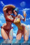 Lilith and Maya