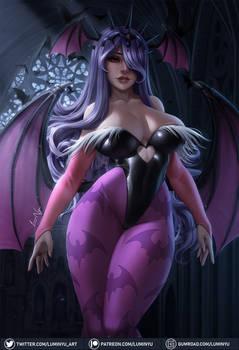 Camilla (Morrigan Aensland outfit)