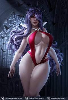 Camilla (Vampirella outfit)
