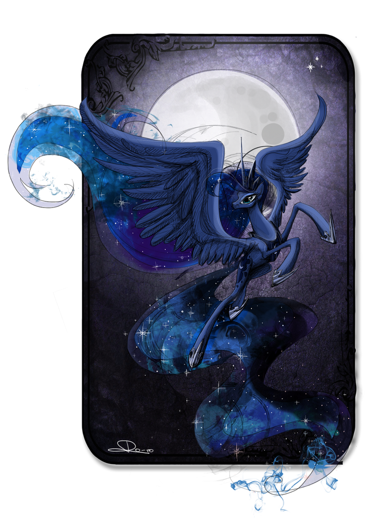 The Moon Princess by NastyLady