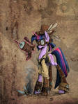 Steampunk Twilight