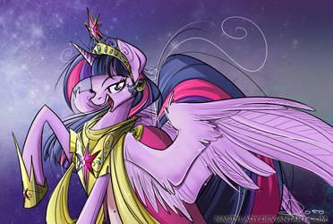 Twilight Sparkle, the Princess of Sass