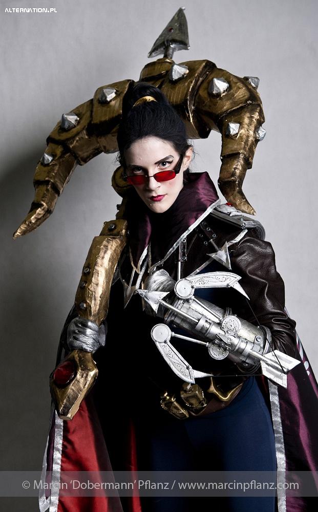 Vayne cosplay II by NastyLady