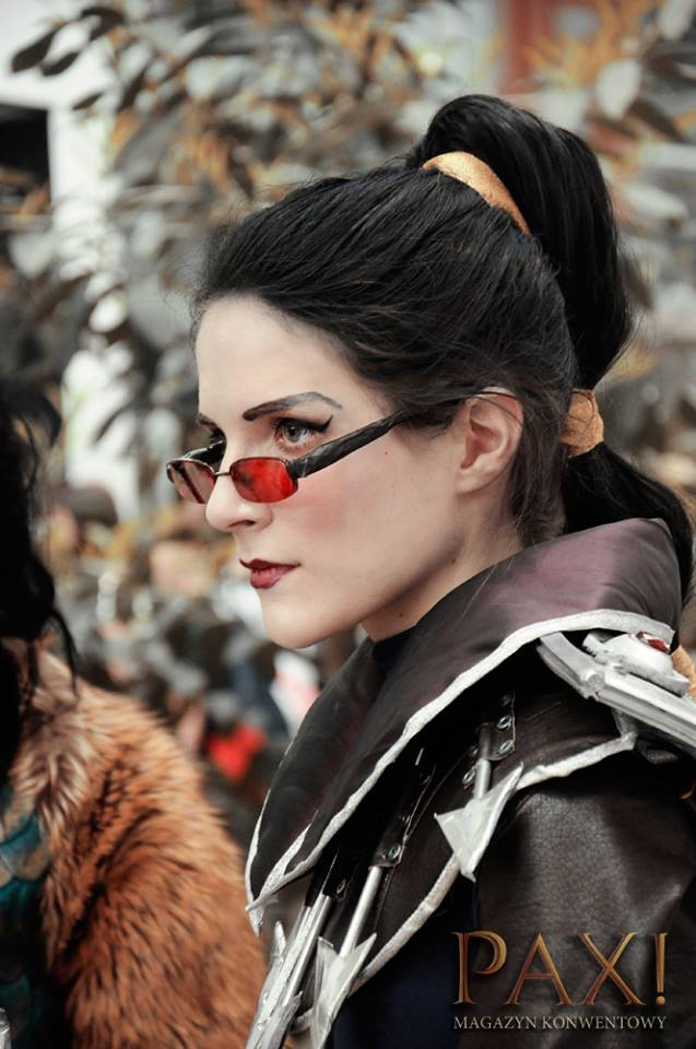 Vayne cosplay III by NastyLady