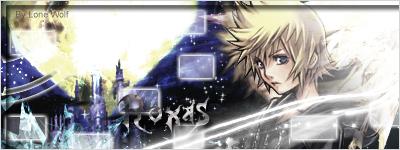 Roxas - Kingdom Hearts by VulcemTheLoneWolf