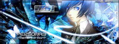 Persona 3 - Minato :MC: by VulcemTheLoneWolf