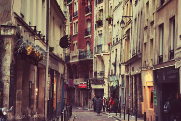 Paris I. by thedominica