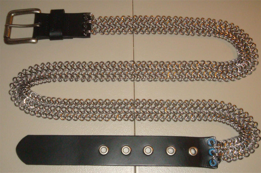 Chainmail Belt by Kagar