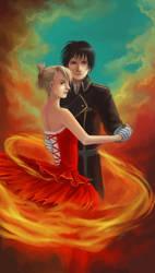 We Will Burn You by ereya
