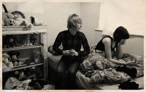 Sid and Nancy by jazzylemonade