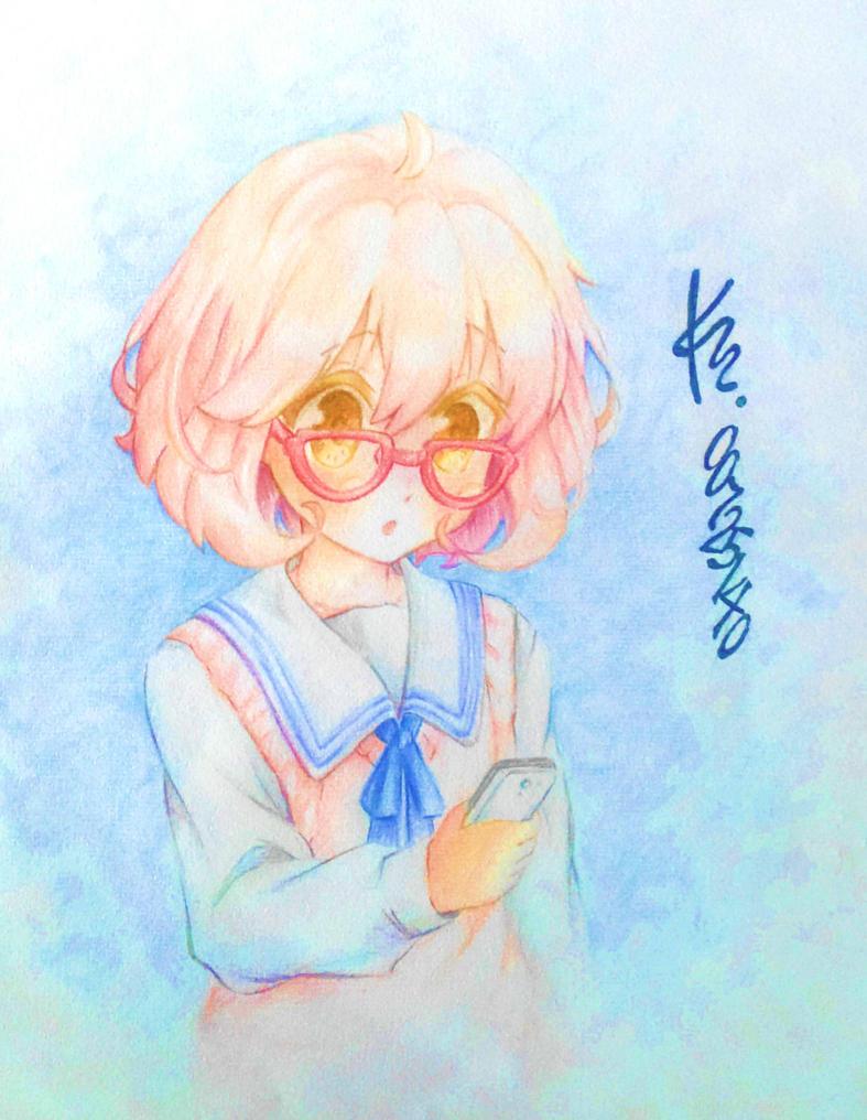 Kuriyama Mirai by 12L4e172s3s