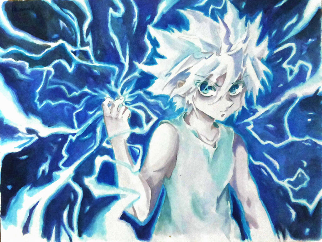 Killua 2 by 12L4e172s3s
