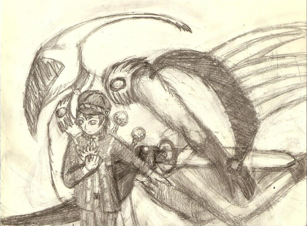 Naoto and Yamato Takeru by kajigoddess