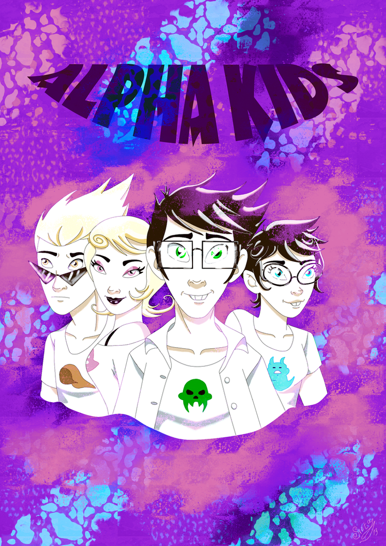 Alpha Kids by Svetlana543