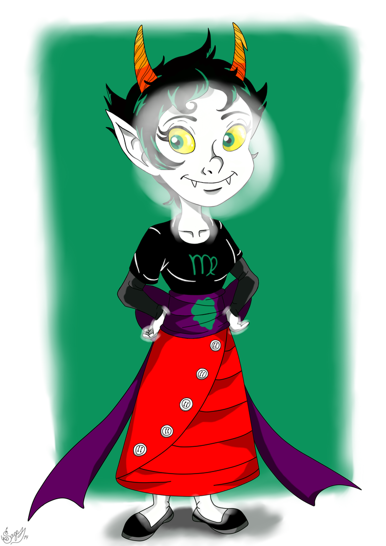 Kanaya vampire by Svetlana543