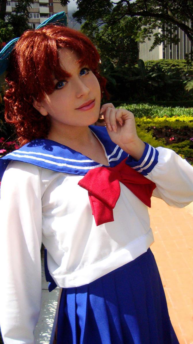 Naru Osaka - Sailor Moon Cosplay by Bara-Rose
