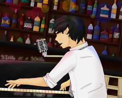 .:Piano Man:. by Kat-Naps