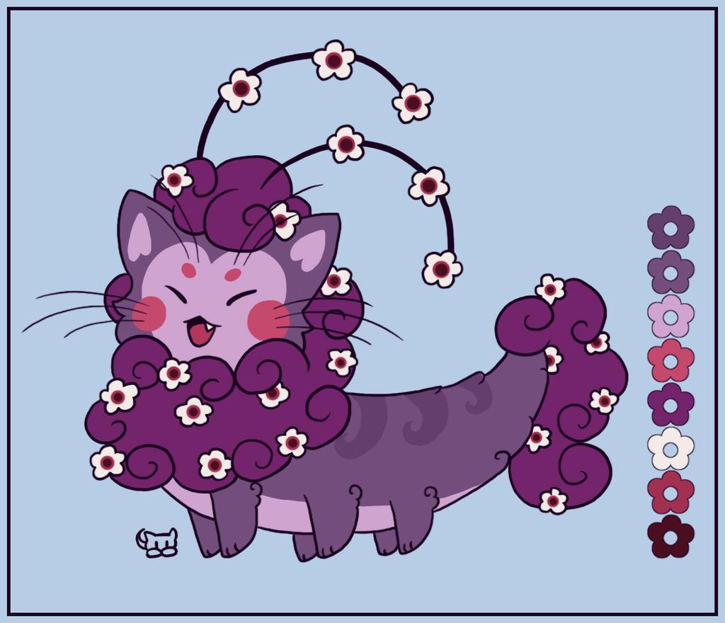 MYO Kitterpillar - Mei by KatNap8181