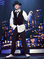 george sampson dancing. by iheartgeorgesampson