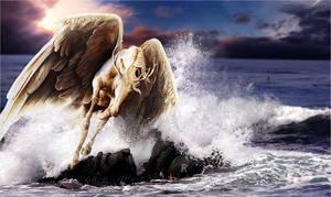 The Sea Billows