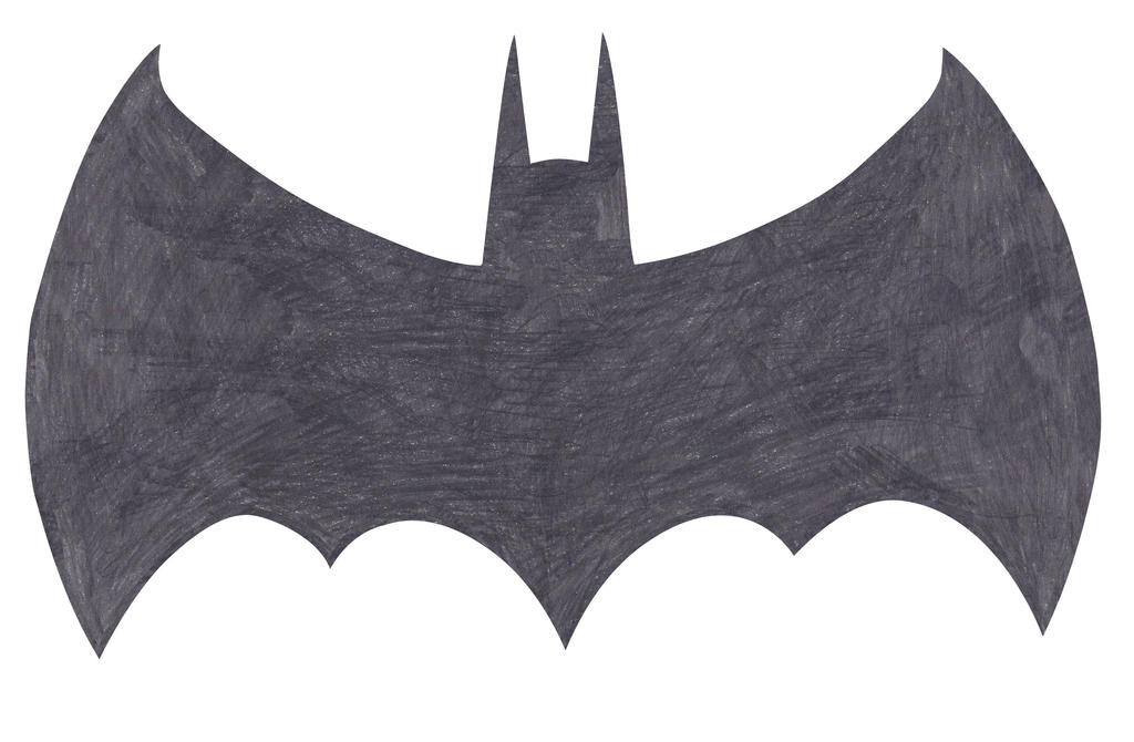 Batman symbol by kaizer617