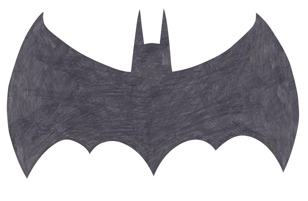 Symbol Drawings Draw Batman Symbol