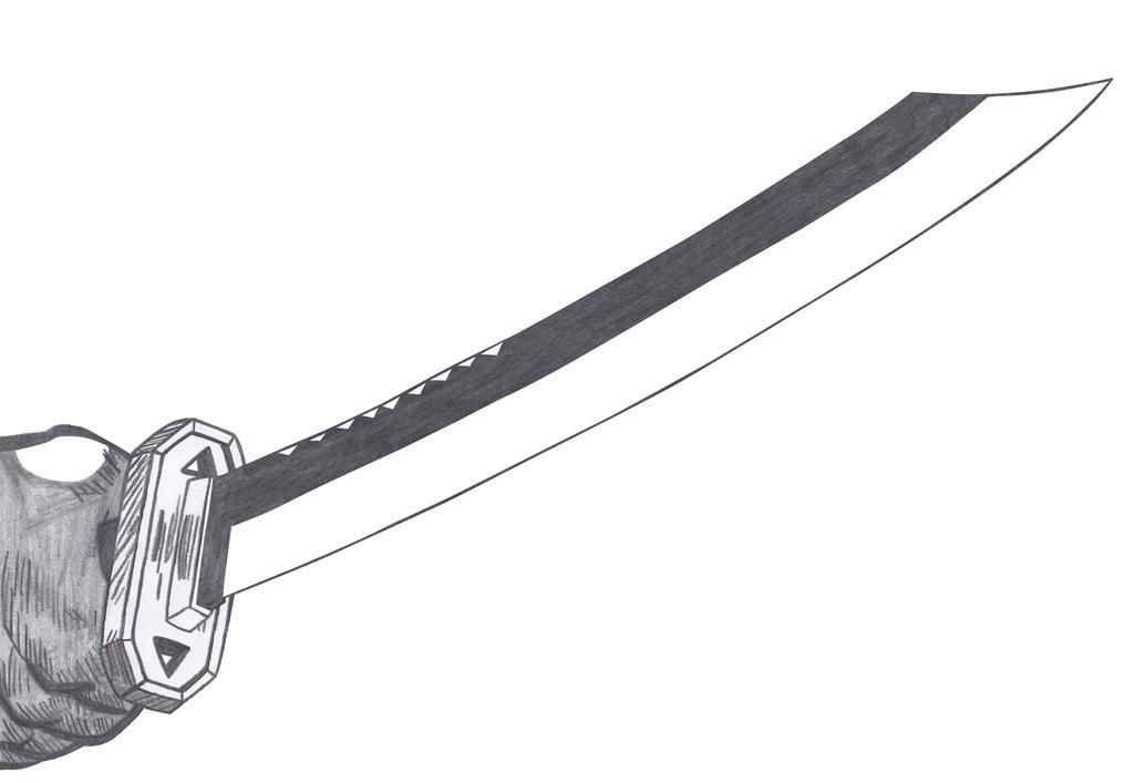 Line Drawing Knife : Warhound s combat knife line art by kaizer on deviantart