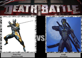Gray Fox vs Genji by Clipper2018