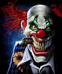 evil clowny