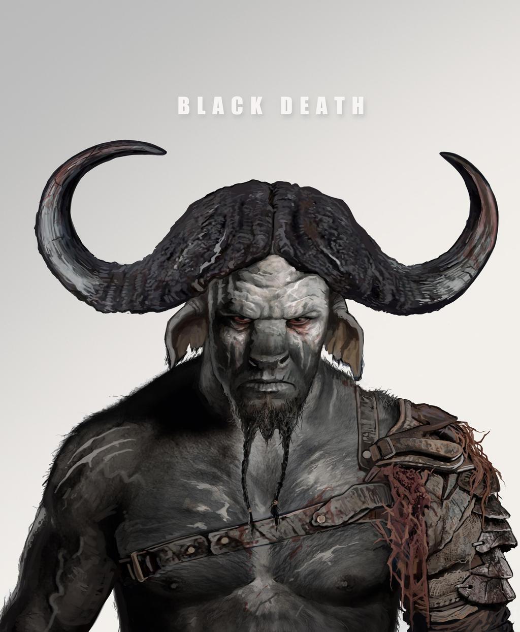 Black Death by nightrhino