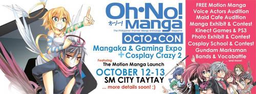 Oh-No! Manga Mangaka Expo and Gaming Expo