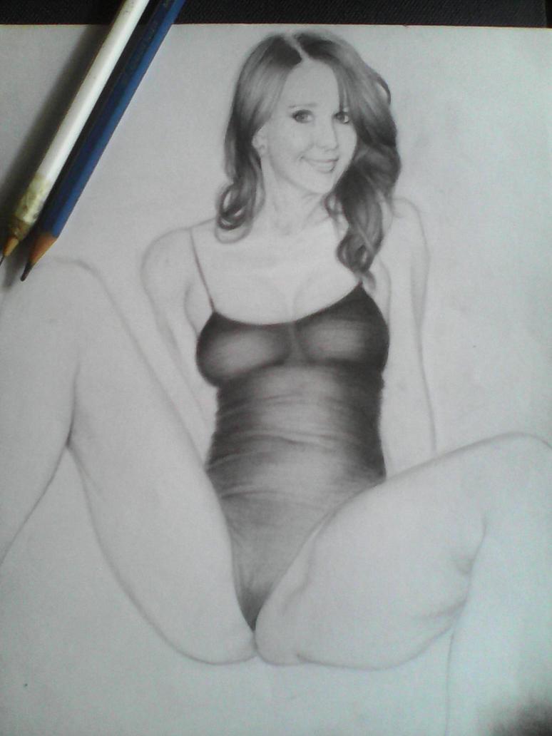 Sketch Girl Position by ElFabulosoVasquez