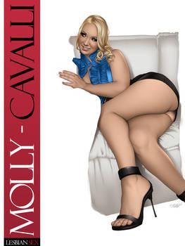 Molly Cavalli Interview Art