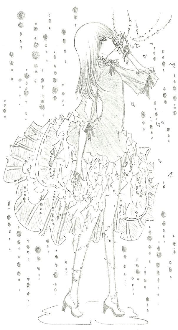 Grace :: Nightingale by FermonsNosYeux