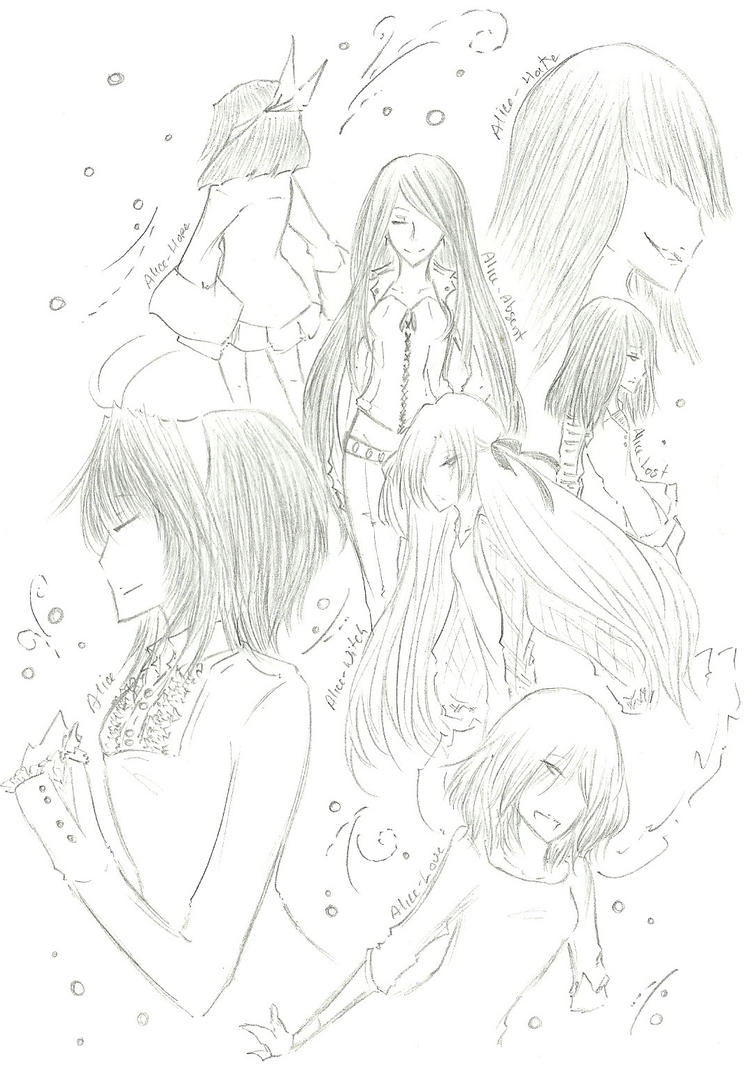 AP :: Alice by FermonsNosYeux