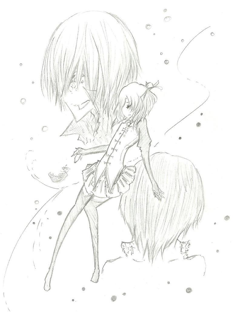 Kaori :: Mxxsing by FermonsNosYeux