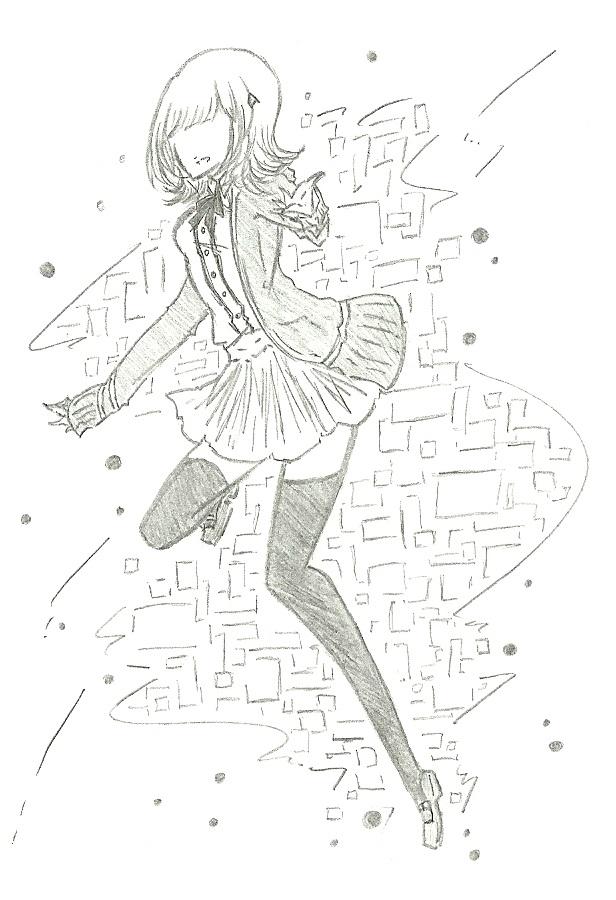 Chiaki :: Hope by FermonsNosYeux